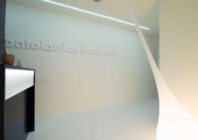 Ingresso studio Dr. Antonio Barbato Caserta